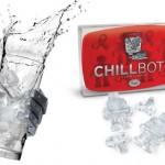 Cubitera con forma de robots para hacer cubitos de hielo frikis