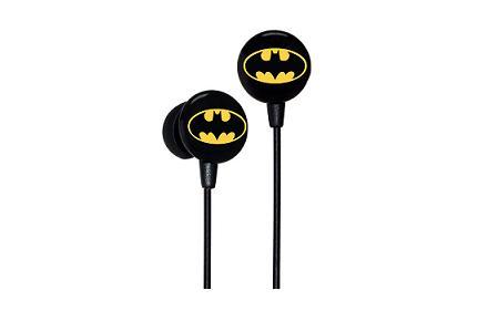 Auriculares Batman Logo