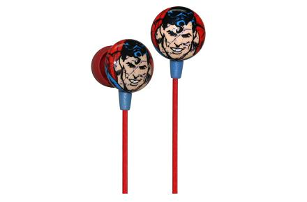 Auriculares Cara de Superman