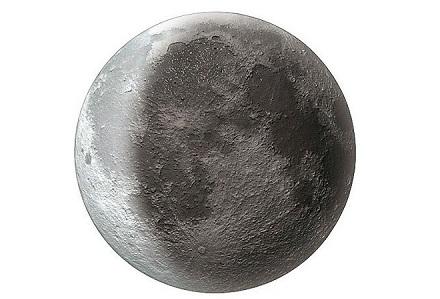 La luna en tu habitación: luna interactiva de Uncle Milton