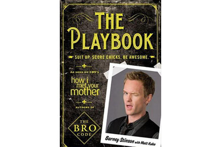 Playbook: Suit up! El libro indispensable de Barney Stinson