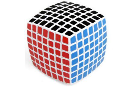 Cubo de Rubik 7x7x7, aún no lo has visto todo