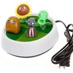 Lámpara LED de Plantas contra Zombies