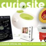La tienda de regalos originales Curiosite patrocina nuestro Friki de la Semana de Mayo 2012