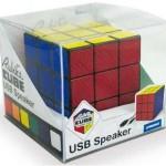 Altavoces cubo de rubik