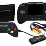 Consola NES y SNES portátil