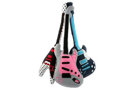 Guitarras de peluche