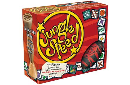 ¡Jungle Speed, para los frikis más rápidos!