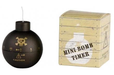 ¡Minutero Bomba, para los cocineros más frikis!