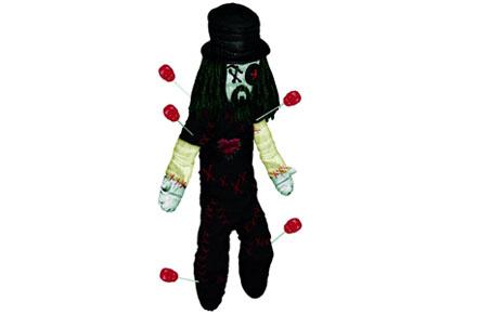 Muñeco vudú Rob Zombie