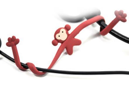 Animales organizadores de cables, ¡deja de pelearte con ellos!