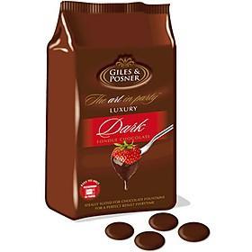 900 gramos de chocolate para fondue