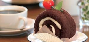 Toallas con forma de pastel