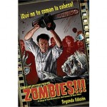 Zombies, juego de tablero