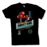 Camiseta Donkey Kong arcade