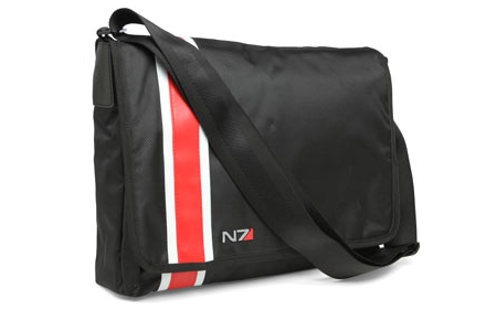 Bandolera Mass Effect N7