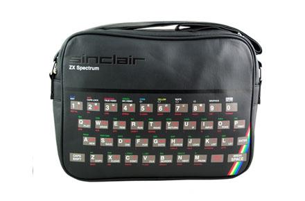Bandolera «Sinclair ZX Spectrum»