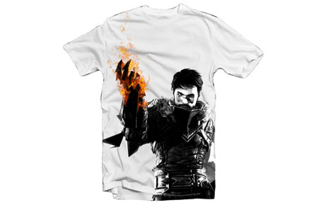 Camiseta Dragon Age II