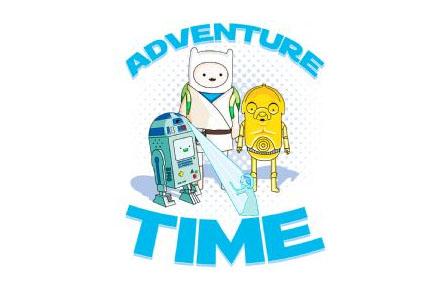 """Camiseta """"Hora de Aventuras"""" ¡Para los más peques!"""