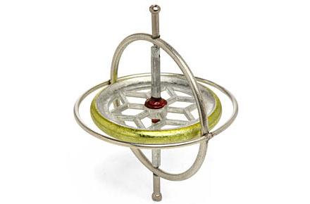 Giroscopio de tres ejes