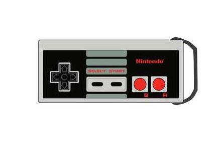 Hebilla de cinturón Nintendo