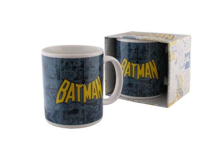 Taza Retro de Batman