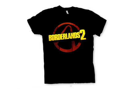 Camiseta de Borderlands 2