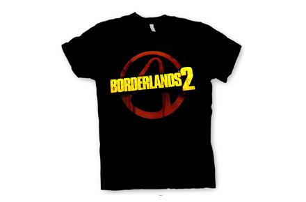 Camiseta de Borderlands 2