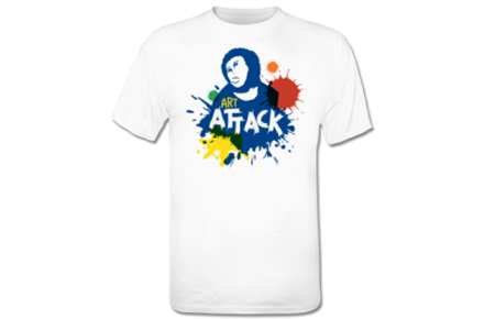 Camiseta Ecce Homo Art Attack