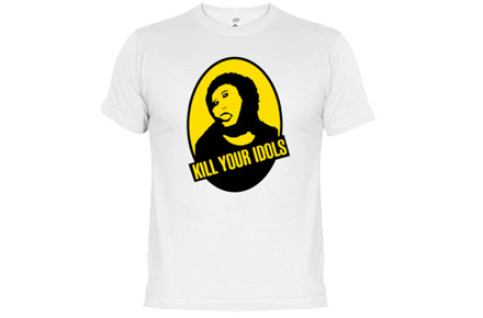 Camiseta Ecce Homo Kill Idols