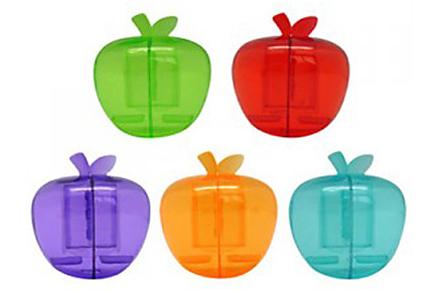Manzanas protectores para cepillos de dientes