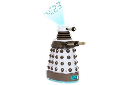Reloj proyector Dalek de Doctor Who