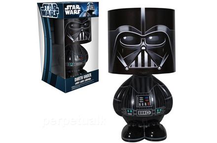 Lámpara Darth Vader, ¡Para los frikis del Imperio!