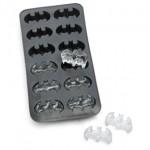 Moldes para cubitos de hielo de Batman