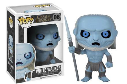 Muñeco Juego de Tronos White Walker