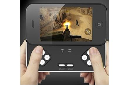 Pad para iphone 4 y 4S, ¡convierte tu móvil en una videoconsola!