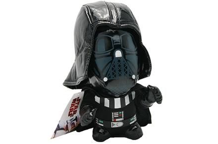 Peluche Darth Vader, para los frikis de Star Wars