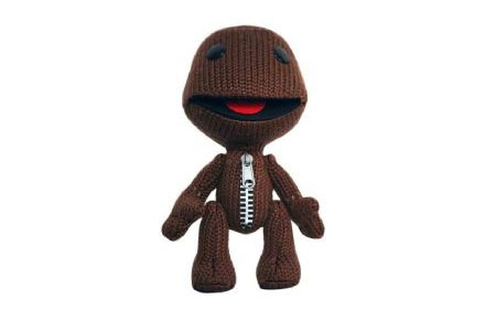 Peluche de Little Big Planet