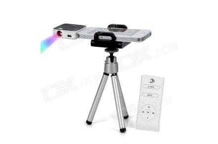 Mini proyector para iPhone e iPad
