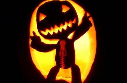 Disfraces frikis para Halloween 2012