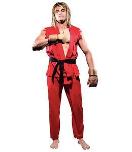 Disfraces frikis para Halloween 2012: Disfraz de Ken, Street Fighter