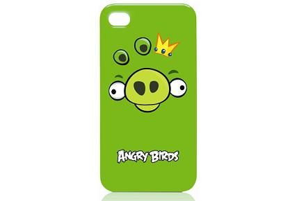 Funda Angry Birds para iPhone