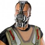 Máscara de Bane, El Caballero Oscuro