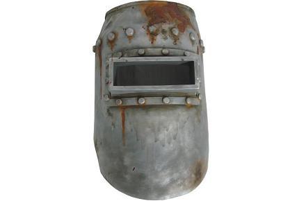 Réplica máscara Soldador de Bioshock