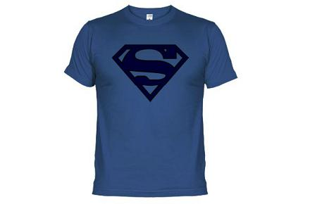 Camiseta de Sheldon Superman