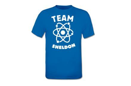 Camiseta de Equipo Sheldon