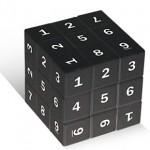 Cubo de Rubik Sudoku