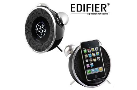 Despertador Retro para iPod, tu cargador más friki