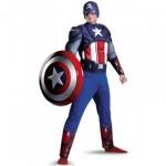 Disfraz del Capitán América de Los Vengadores