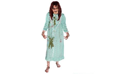 Disfraz Regan de El Exorcista, el más demoniaco